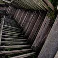 Vertigo - Stairs To The Unknown by Mitch Spence