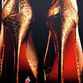 Very High Heels by Stan Lipski