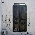 Very Old Door by Leslie Brashear