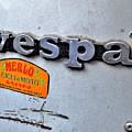 Vespa by Jamie McGrane