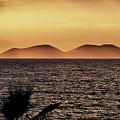 vest i Vlora. Sazan Island by Artur Gjino