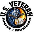 Veteran Artist And Musician by Bill Richards