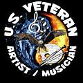 Veteran Artist/musician by Bill Richards