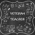 Veteran Teacher by Marcella Muhammad
