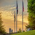 Veteran's Memorial Park by Scott Reyes
