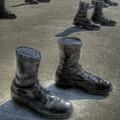 Veteran's Memorial Walk by Jane Linders