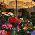 Vibrant Blooms by Candice Ferguson