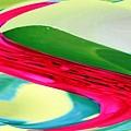 Vibrant Pattern by Cynthia Guinn
