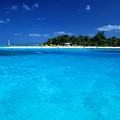 Vibrant Turquoise Waters by Greg Vaughn - Printscapes