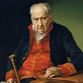 Vicente Portaia Lopez  Felix Maximo Lopez First Organist Of The Royal Chapel 1820 by Artistic Panda