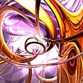 Vicious Web Abstract by Alexander Butler