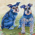 Vickie's Pups by Laurie Paci