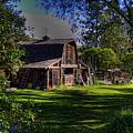Vic's Barn II by David Patterson