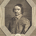 Victor Bouthillier by Robert Nanteuil After Philippe De Champaigne