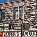 Victor Fortune Club by Kristia Adams