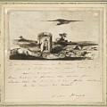 Victor Hugo   Landscape   1837 by Artistic Panda