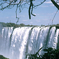 Victoria Falls by Photo Researchers Inc