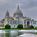 Victoria Memorial Hall Calcutta Kolkata by Srijan Roy Choudhury