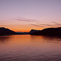 Victoria Sun Set by Pat Turner