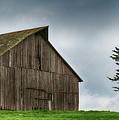Victorian Barn  by Stan Angel