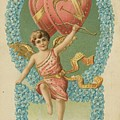 Victorian Cupid by Pd