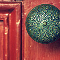 Victorian Door Handle by Joseph Skompski