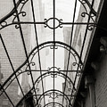 Victorian Glass Roof by Wim Lanclus