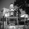 Victorian Home by Kathleen Struckle