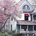 Victorian House by Anna Louise