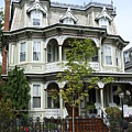 Victorian House by Christiane Schulze Art And Photography