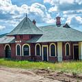 Midland Terminal Depot by Tony Baca