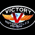 Victory Motorcycles Emblem by Bill Cannon