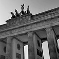 Victory Of Brandenburg Gate by Two Small Potatoes