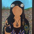 Vidas Pasadas, Woodstock 1969 by Ines Rivera