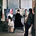 Vienna Fashion Shoot 1968 by Lee Santa