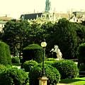 Vienna Park by Ian  MacDonald