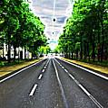 Vienna Ringstrasse by Paul Rausch