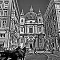 Vienna Scene by Madeline Ellis