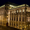 Vienna State Opera by Julian Wicksteed