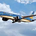 Vietnam Airlines Boeing 787 Dreamliner by J Biggadike