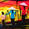 Vietnamese Women V2 by Brad Spencer