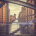 View From A Bridge by Berit Schurse