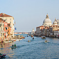 View From Accademia Bridge by Chris Beard
