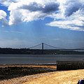 View From Across The Tagus by Lorraine Devon Wilke