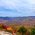 View From Bear Mountain by William Rogers