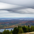View From Cadillac Mountain by Terry Davis
