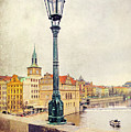 View From Charles Bridge by Svetlana Sewell