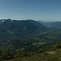 View From Elk Mountain by Rod Wiens
