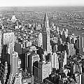 View From Empire State Bldg. by Samuel H. Gottscho