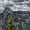 View From Glacier Point by Walt Sterneman